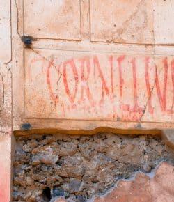 Cosa non fare a Pompei