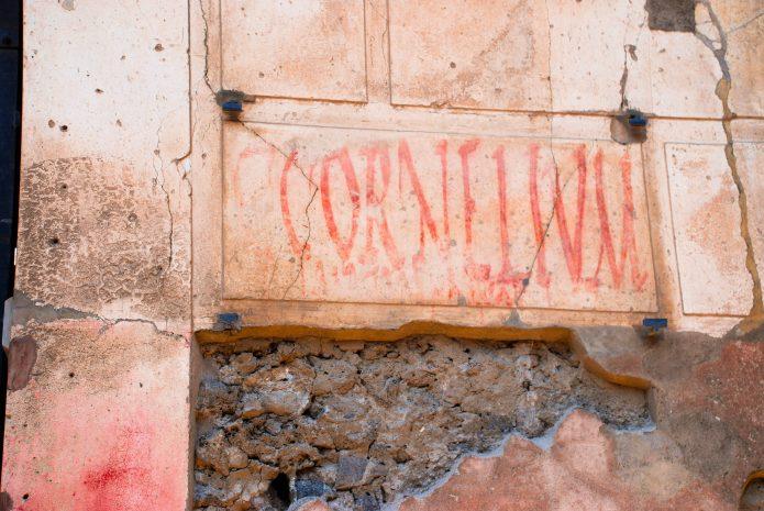 Cosa non fare a Pompei - Le regole per visitare gli scavi