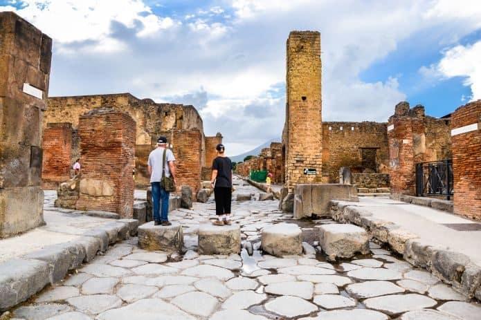 Scavi di Pompei itinerari: 5 proposte di percorsi di visita