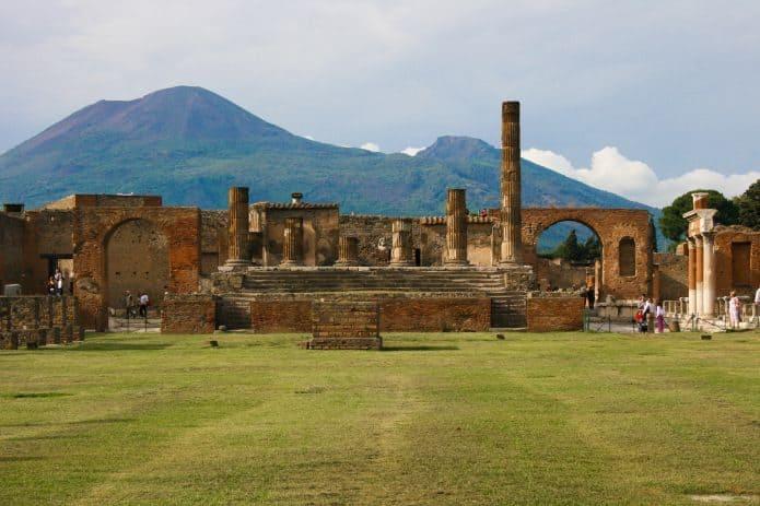 Visitare il Vesuvio da Pompei in un giorno