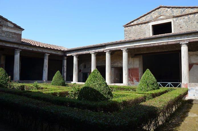Casa del Menandro - Visitare Pompei biglietti