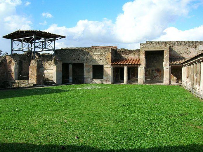 Visitare Pompei: le Terme Stabiane. Biglietti