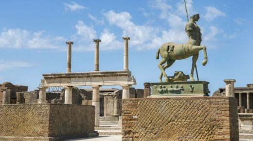 Scavi di Pompei – Itinerario