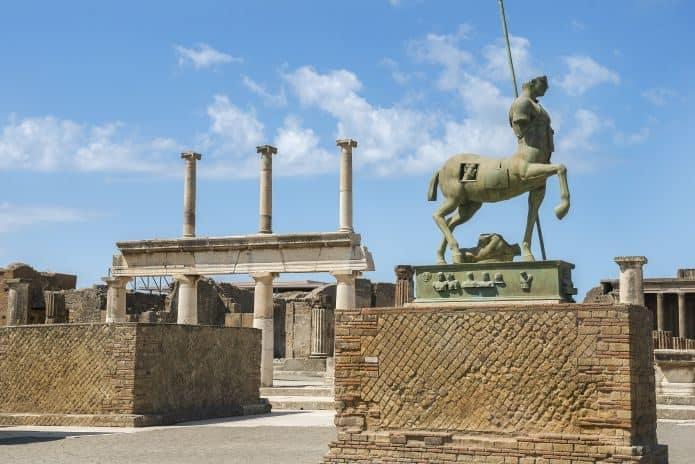 Visitare Pompei: itinerario delle attrazioni. Biglietti pompei scavi
