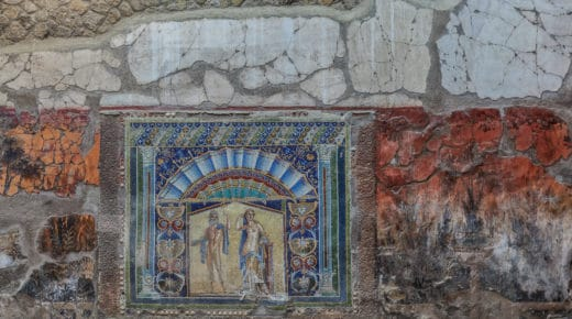 Visitare Ercolano