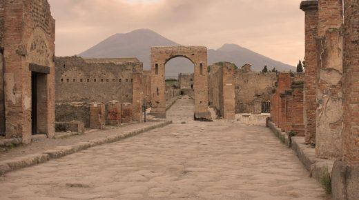 Itinerario a Pompei per bambini