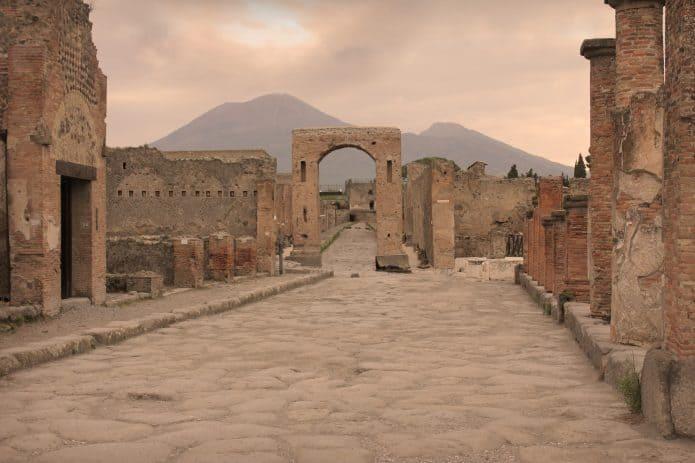 Cosa visitare a Pompei con bambini: itinerario