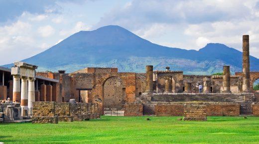 Come arrivare e muoversi a Pompei