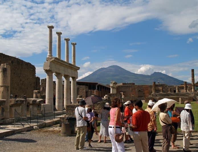 Biglietti salta coda per visitare Pompei
