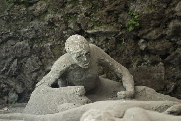 Cosa vedere a Pompei: l'Orto dei fuggiaschi