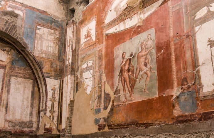 Ercolano, una meta di una gita per visitare i dintorni di Pompei in un giorno