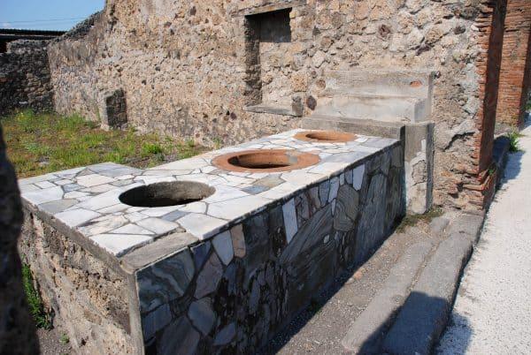 Vedere Pompei in un giorno: i thermopolium.