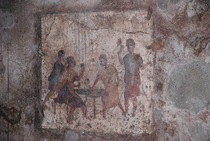 Pompei scavi ingresso -Da dove entrare