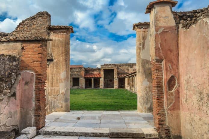 Pompei scavi archeologici: quando si possono visitare