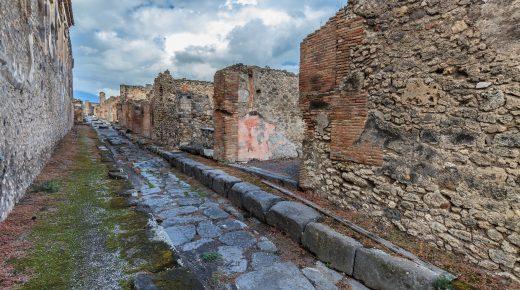 Visitare Pompei da Roma