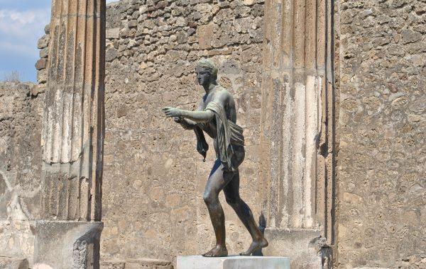 Il tempio di Apollo a Pompei, nella lista di cosa vedere